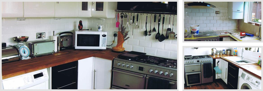 Complete Kitchen Refurbishment Services in Taunton and Somerset