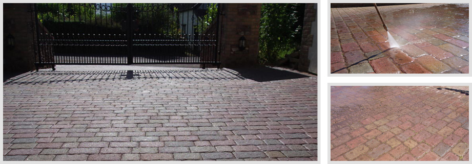 Professional Power Washing Services in Taunton, Wellington, Bridgwater and Somerset