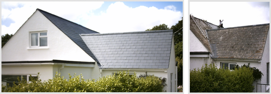 Roof & Wall Coatings in Somerset
