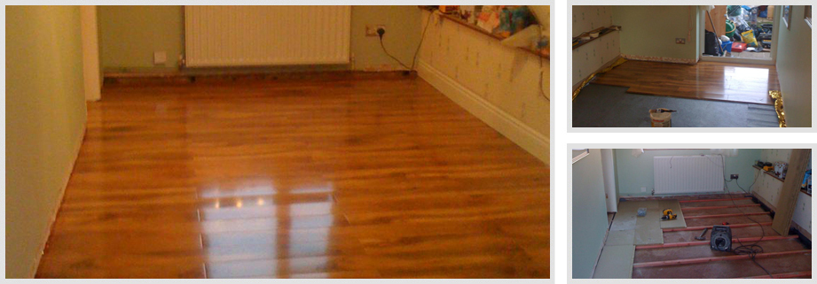 Competitively Priced Flooring Installation Services throughout Taunton and Somerset
